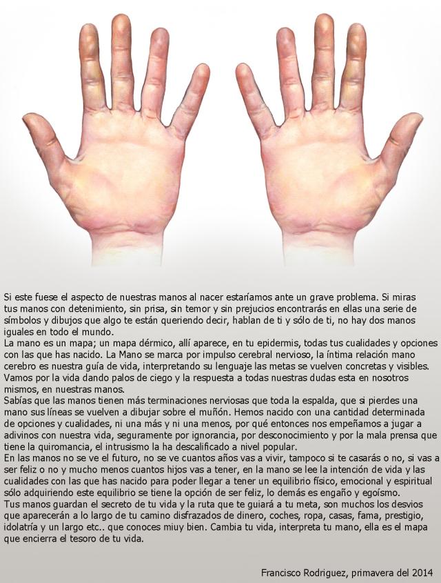 texto dos manos